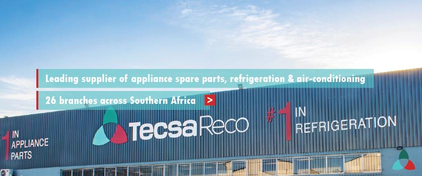 Tecsareco 1 Appliance Parts Provider