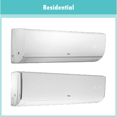 Air Conditioning - Residential