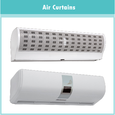 Air Conditioning - Air Curtain