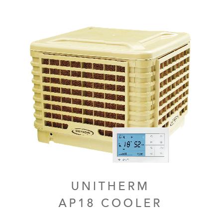 Tecsareco Evaporative Coolers And Turbine Ventilators