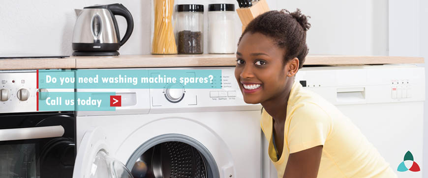 Do you need washing machine spares?