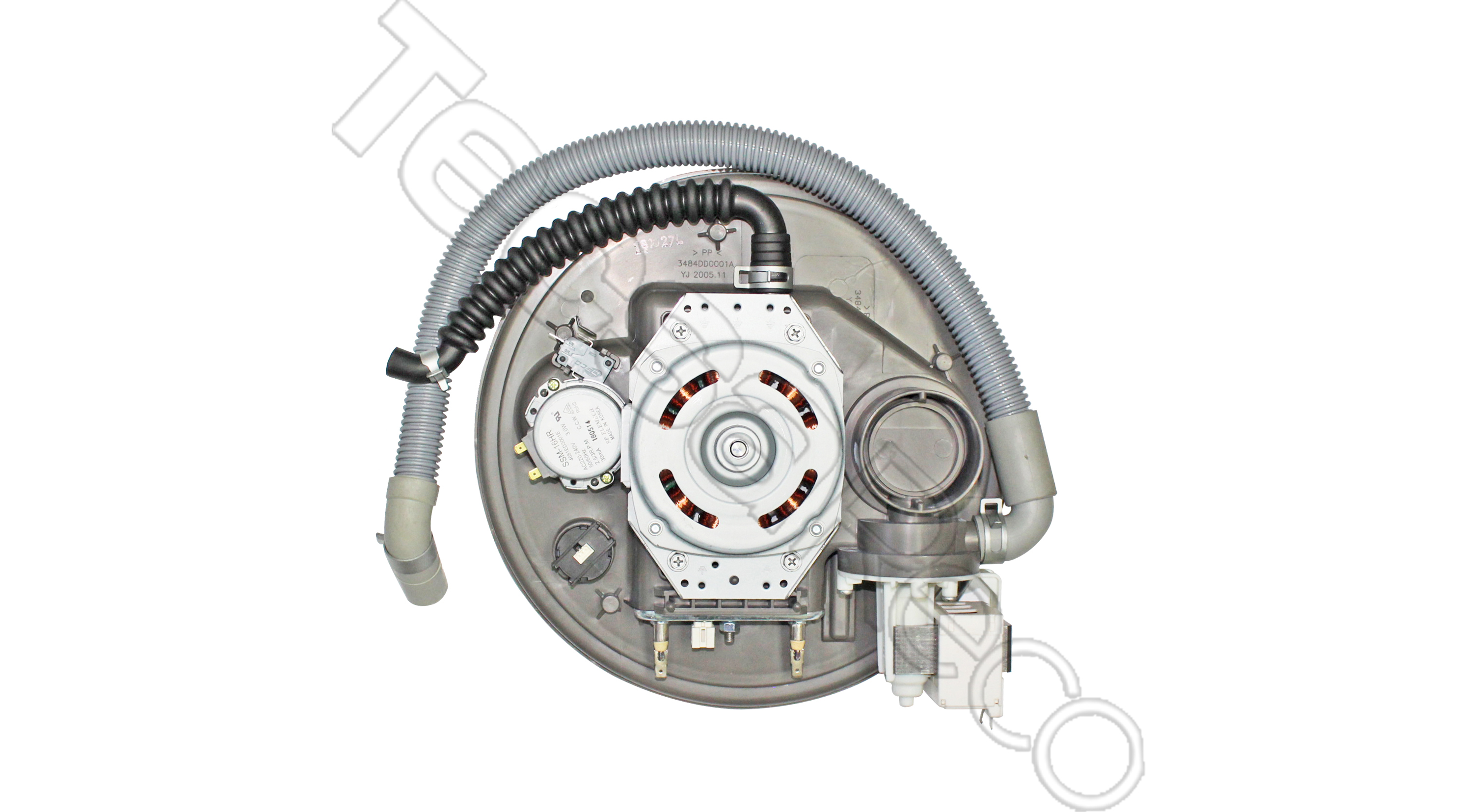 Sump Motor Assembly