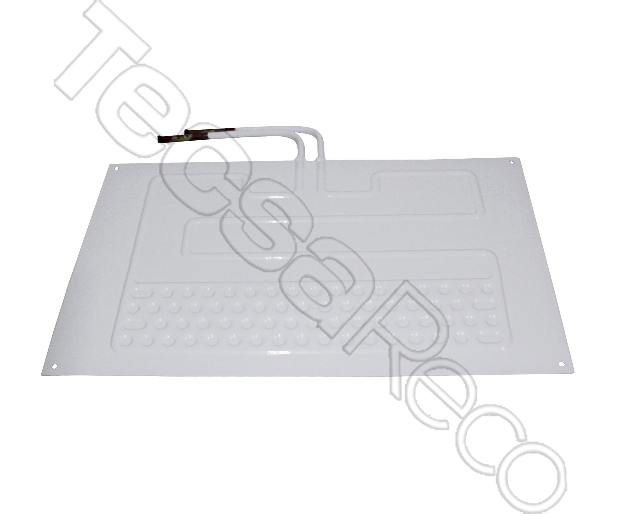 Evaporator Plate - 460 x 300mm Double Entry