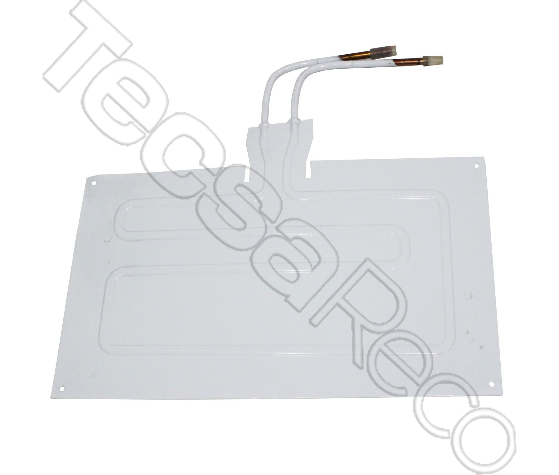 Evaporator Plate - 430 x 251mm Double Entry