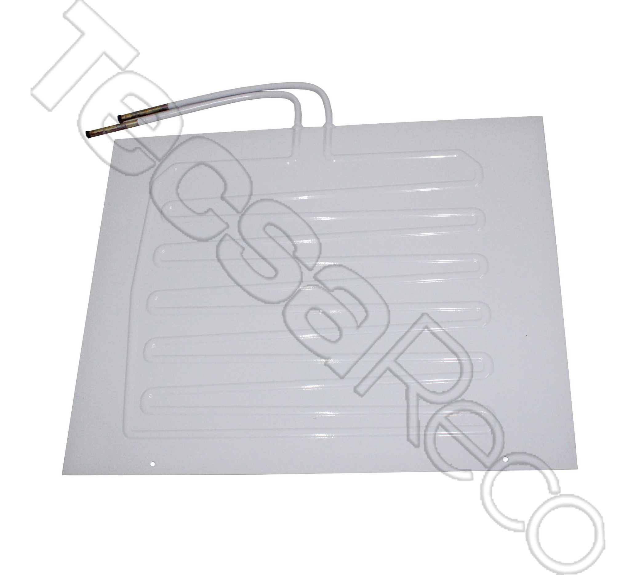 Evaporator Plate - 400 x 500mm Double Entry