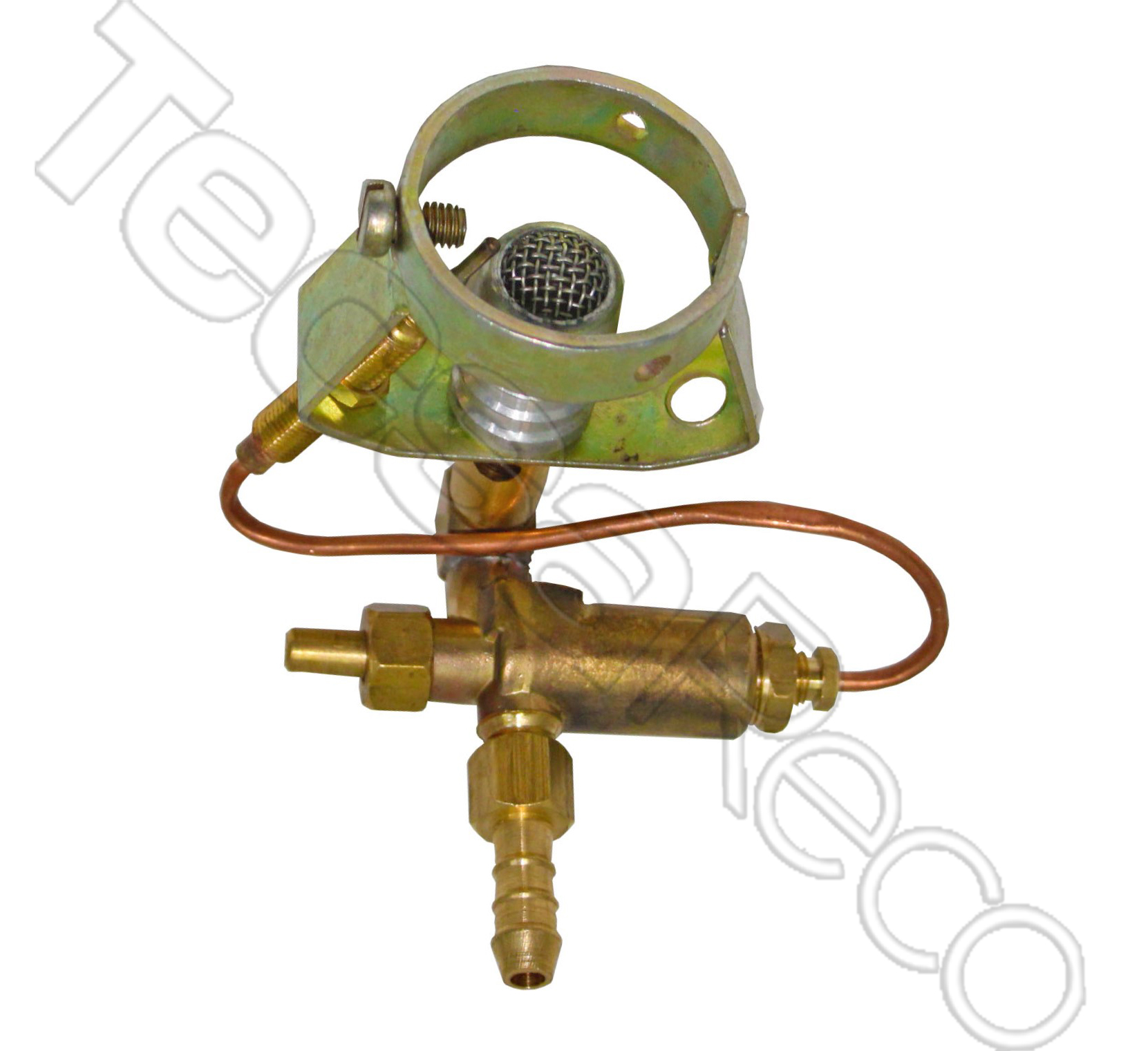 Gas Conversion Kit - Small Ring